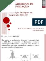 Aula6 ModulacaoAnalogica SSB