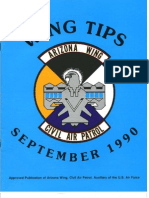 Arizona Wing - Sep 1990