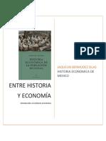 UNIDAD I - ACTIVIDAD I - ENTRE HISTORIA Y ECONOMÍA