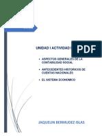 UNIDAD I - ACTIVIDAD 2 -