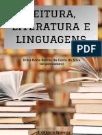 LIVRO Leitura, Literatura e Linguagens-