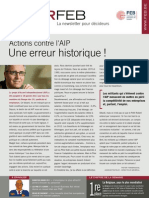Actions contre l'AIP