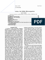 Spirulina, the Edible Microorganism