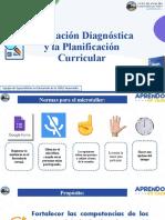 PPT Evaluación Diagnóstica y Planificación Anual 1