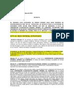 Decreto Maduro 2021 en Word Chatarra Material Estrategico