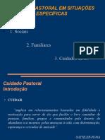 Slide - Cuidado Pastoral Em Situações Especiais