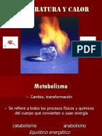 Apunte Metabolismo y Calor Iuc