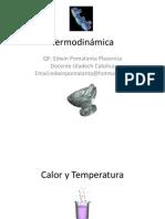 Termodinamica Aplicada a Sistemas Vivos