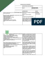 planificaciòn anual orientación 6º 2015