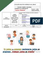 Guia 5 - Juntos Podemos
