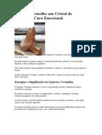 SIGNIFICADO DAS PEDRAS E DOS CRISTAIS 2
