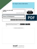 Sympla Ticket - Teste