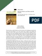 RBL Review of Romer Dark God
