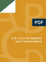 Hepatites A,B,C,D e E