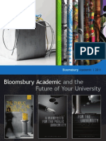 Bloomsbury Academic Catalogue 2011