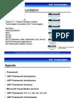 Lecture 1 (.NET Framework)
