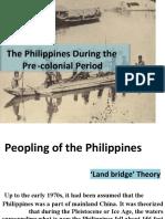 Peopling of the Archipelago 3