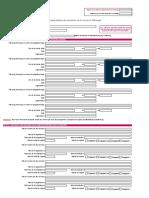 Sacem - DI - Formulaire réclamations