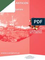 TUBOS PLASTICOS Para Canalizaciones