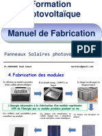 manuel de fabrication