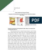 Tugas Analisis Keamanan Pangan_M.FILLAH_10060318034_A