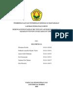 Draft Laporan Survey