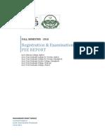 Fee Report (Fall 2010)