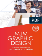 Brochure Presentation Mjm Graphic Design