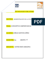 Concepto e Importancia de La Administracion _actividad 1