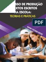Ebook_sartori - Processo de Produção de Textos Escritos na Escola