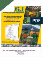 NSGI USINE DE PRODUCTION DE BIZERTE - CONSTRUCTION METALIQUE Route de Menzel Abderrahman 7021 Zarzouna Bizerte 00216(72)591 110 00216 (72)592 306