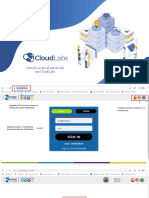 Guia de Acceso Portal Web My.cloudlabs