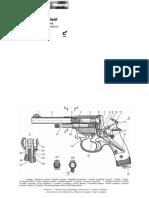 Револьвер сигнальный  - Наган-С Блеф