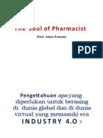 The Soul of Pharmacist TG ppt