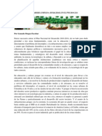 CIENCIA, SABERES, EMPLEO y RURALIDAD, EN EL PND 2010-2114