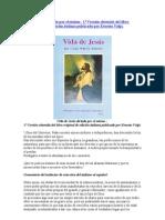 Vida de Jesús dictada por el mismo_1ª Versión obtenida del libro