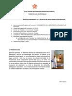 Guia_de_Aprendizaje N°3 TÉCNICAS DE HIDROTERAPIA