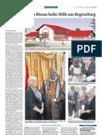MZ-Artikel über Noma-Zentrum in Guinea-Bissau
