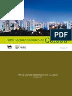 Perfil Socioeconomico de Cuiaba Vol IV