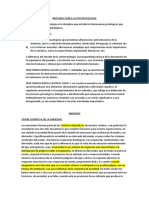 INTRODUC A LA PSICOPATO, ANSIEDAD EN GENERAL Y FOBIA ESPECIFICA
