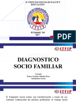3. DIAGNOSTICO SOCIO FAMILIAR