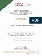 Comunicación Correcta de Malas Noticias a Usuarios Con COVID 19 y Familiares-Constancia Digital 253386
