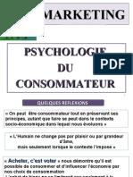 PSYCHOLOGIE DU CONSOMMATEUR  (2)