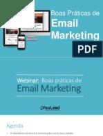 Bos Práticas de Email Marketing