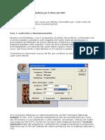 Guida All'uso Di Photoshop Per Creare I Menù Dei Dvd