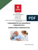 CASO CLÍNICO-UNIESP FARMÁCIA