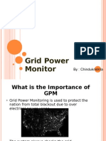 Grid Power Monitoring
