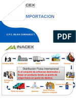 Inacex - Importacion Clase 1-3