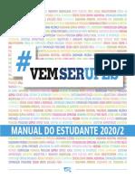 Manual Do Estudante 2020 Compressed