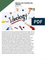 Eduardo Gazola - Ideologias Modernas_O Jardim das Aflições